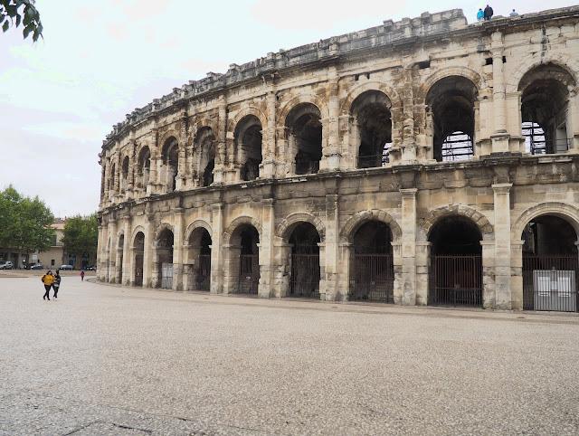 Ним, Франция – арена (Nimes, France – Arena)