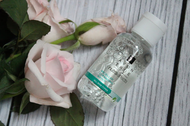Avon True Nutraeffects woda micelarna