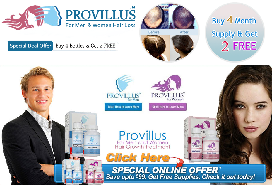 Top Hair Loss Products 2013 Provillus Review