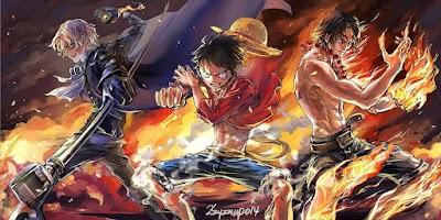 تقرير انمي One Piece (ون بيس)