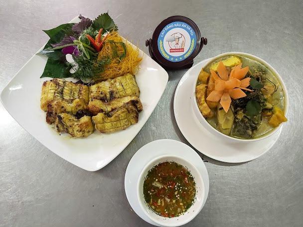 Tuyển sinh trung cấp nấu ăn năm 2020 tại Lạng Sơn