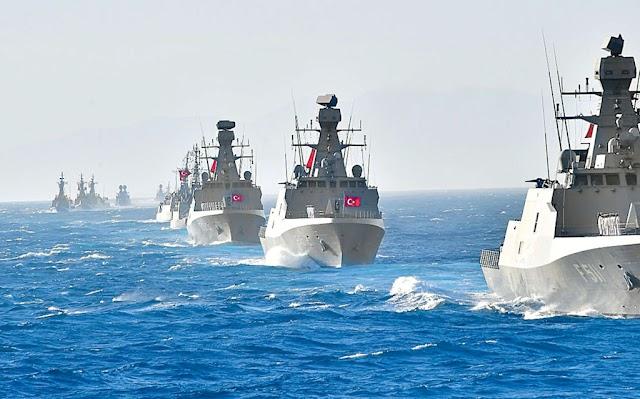 «Το επόμενο επεισόδιο θα γίνει στη θάλασσα»-Οι νέες προκλήσεις που ετοιμάζει ο Ερντογάν-Ανησυχία στο «Πεντάγωνο»