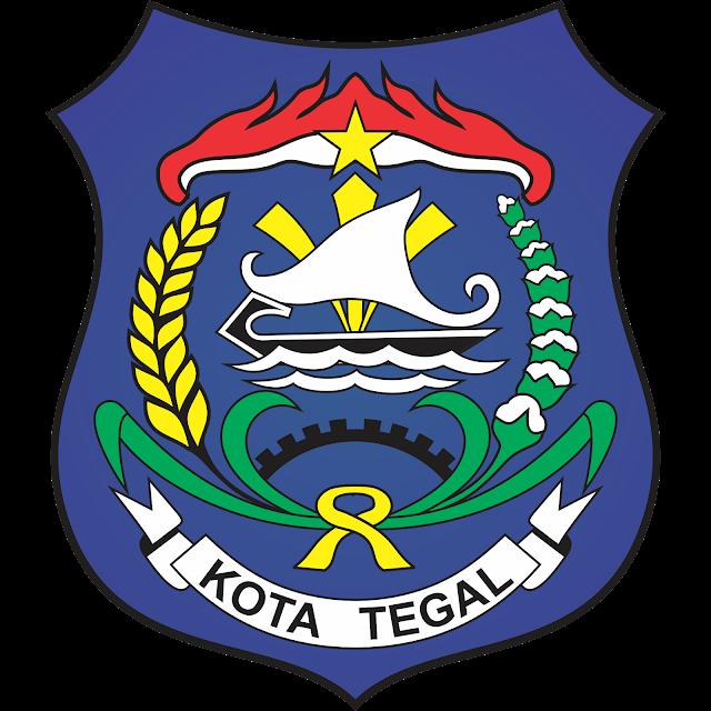Logo Kota Tegal Vektor CDR CorelDraw