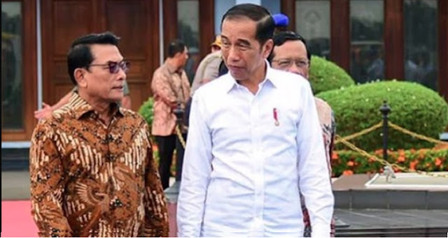 Ada kontradiksi yang disampaikan Kepala Staf Kepresidenan (KSP