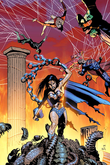 wonder woman jla