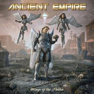 """Ο δίσκος των Ancient Empire """"Wings Of The Fallen"""""""