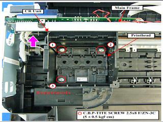 Printhead Printer Epson