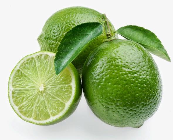 Receta para alejar las malas vibras con Limones Verdes