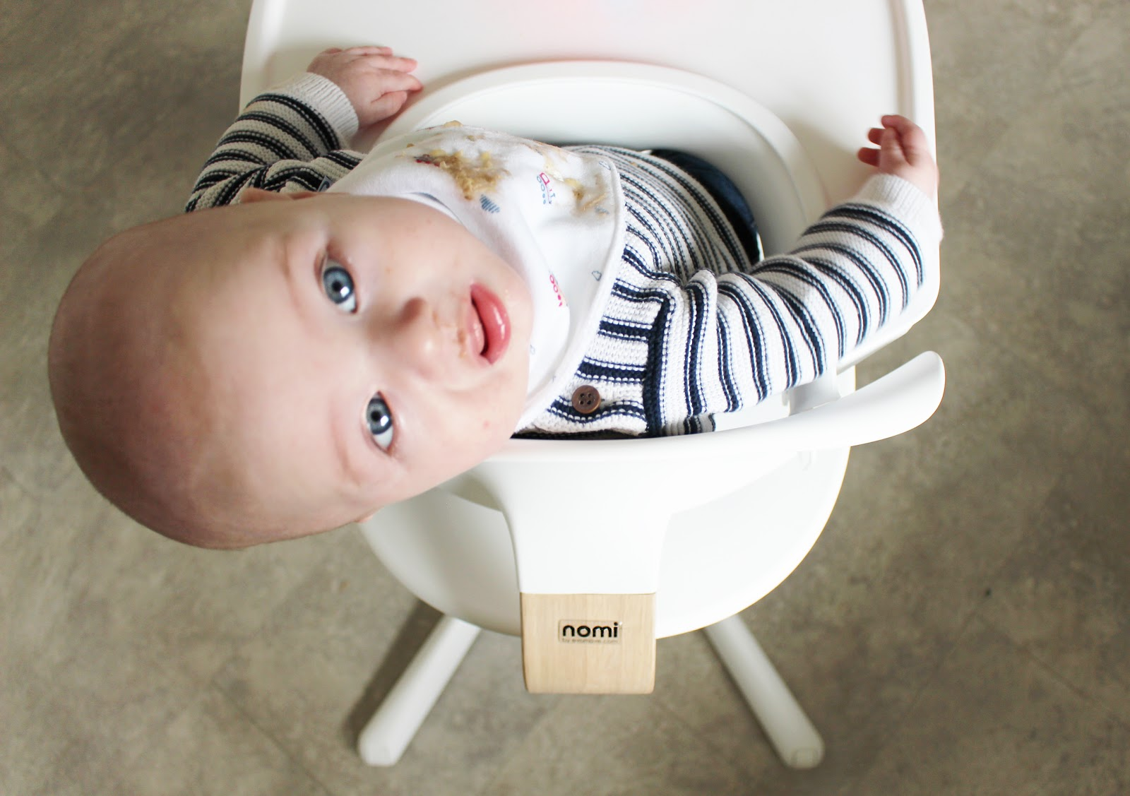 NOMI HigH Chair EvoMove Pinterest Baby High Chair