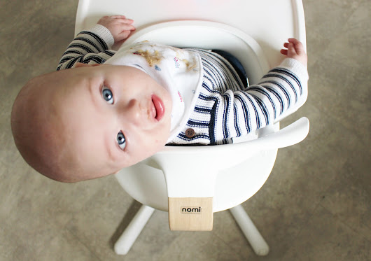 First Impressions Of An Expensive Highchair | Is The NOMI Evomove Worth It?