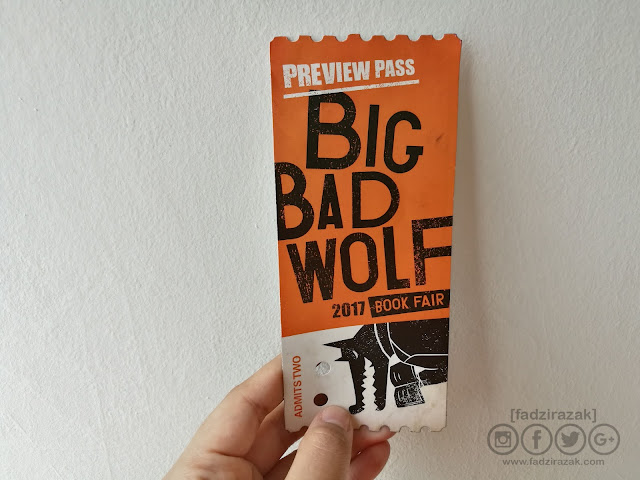 Big Bad Wolf 2017 Haul