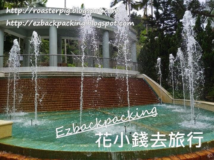 城門谷公園噴泉