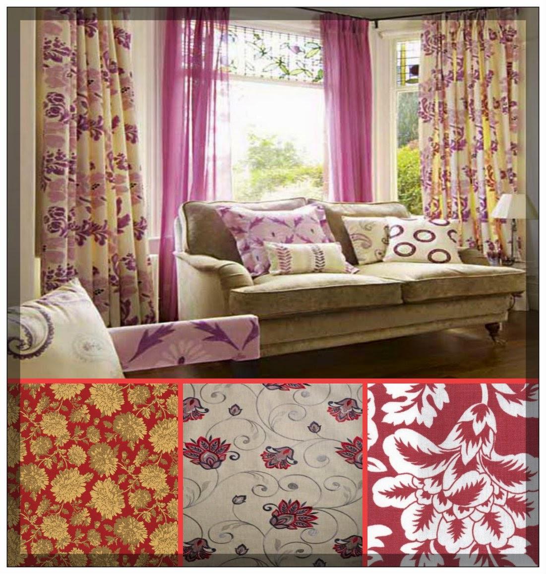 Home Decor Fabrics Online: Interior Decor & Home Decoration Ideas With Home Fabrics