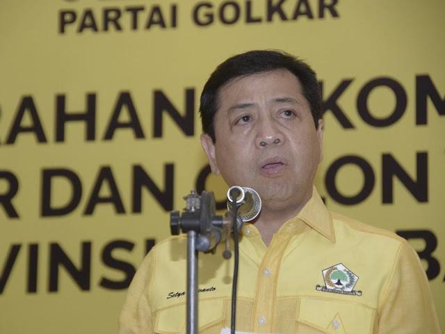 KPK Bantu Dirjen Imigrasi Hadapi Gugatan Setya Novanto