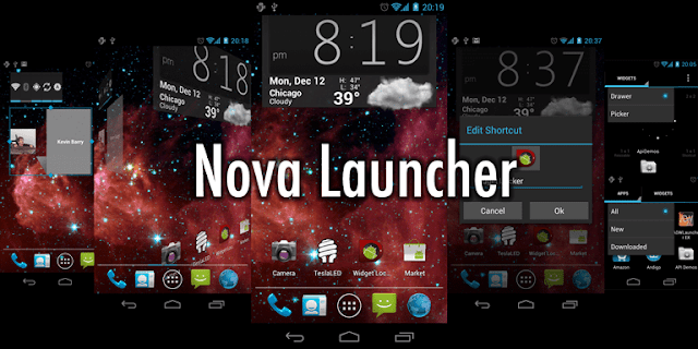Nova Launcher Apk for Android