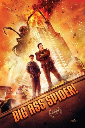 Big Ass Spider! (2013) 750MB Full Hindi Dual Audio Movie Download 720p Bluray
