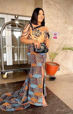 Ankara Long Gown Styles 2019