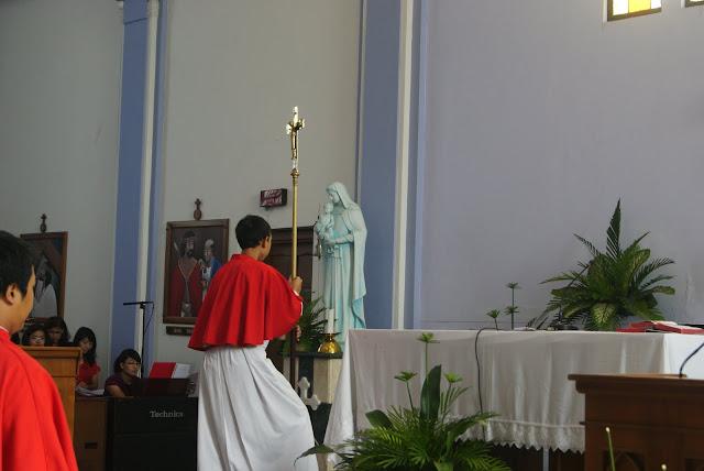 Titik Patah Perjalanan Doa Rosario