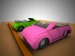 Download Low Poly CAR VW2