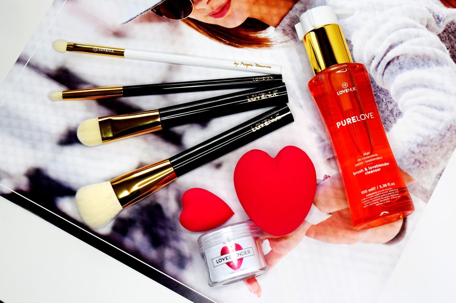 Czym czyścić pędzle do makijażu?