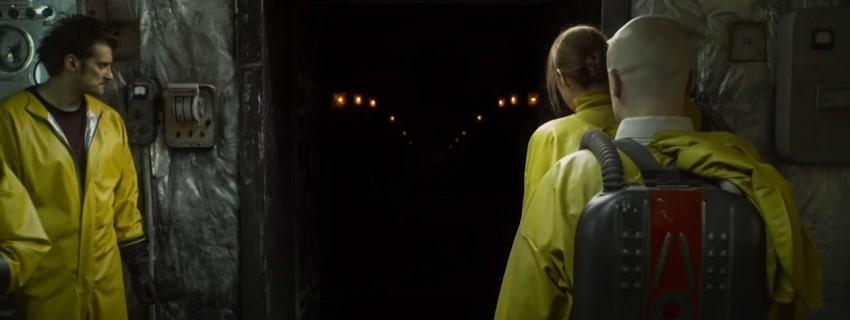 Рецензия на фильм «Кольская сверхглубокая» - винегрет из голливудских хорроров - Кадр из трейлера №1