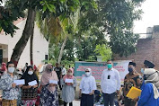 Kolaborasi Baznas,Dislutkan NTB dan HNSI Salurkan Bantuan Modal Usaha Untuk Kelompok Usaha Pengolahan Produktif