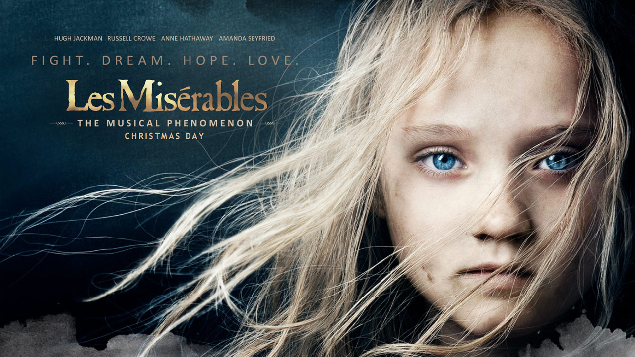 Joel S Jottings Les Miserables 2012 My Review