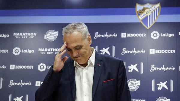 """Husillos, sobre el Málaga: """"Dos millones en el mundo actual del fútbol es una cifra ridícula"""""""