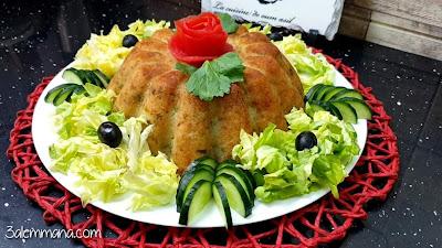 فطيرة البطاطا من غير بيض من مطبخ أم أسيل