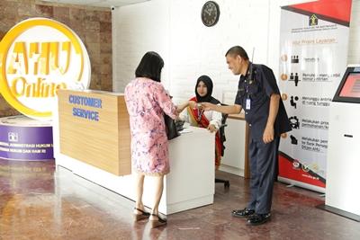 Direktorat Jenderal Administrasi Hukum Umum AHU Online