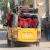 डग्गामार, स्कूली वाहन सड़कों में भर रहे फर्राटे, राहगीर, बच्चों की जान खतरें में