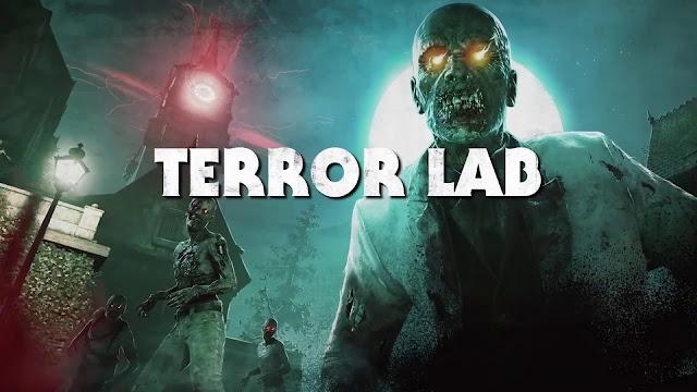 Zombie Army 4 - DLC#1 - Terror Lab