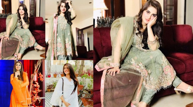 Actress Hiba Bukhari | Beautiful Collection of Awesome Pictures