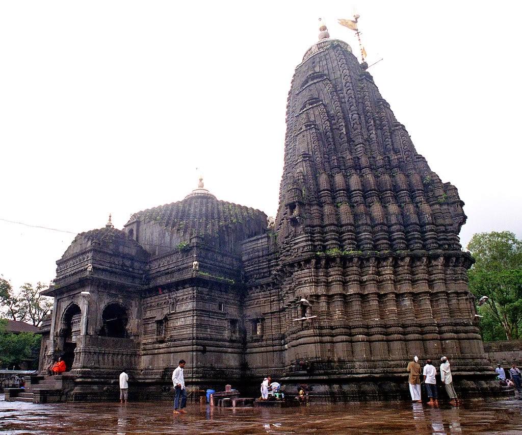Hindu Temples of India: Trimbakeshwar Temple, Trimbak, Nashik, Maharashtra