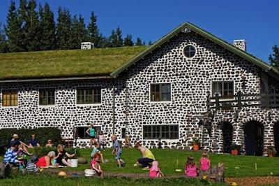 Perles et bizarreries architecturales en Islande