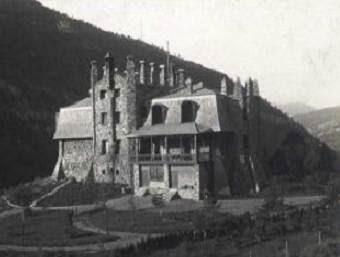 Xalet en el Clot del Moro de Antonio Gaudí