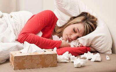 كيف نحد من أعراض نزلة البرد قبل تفاقمها ؟