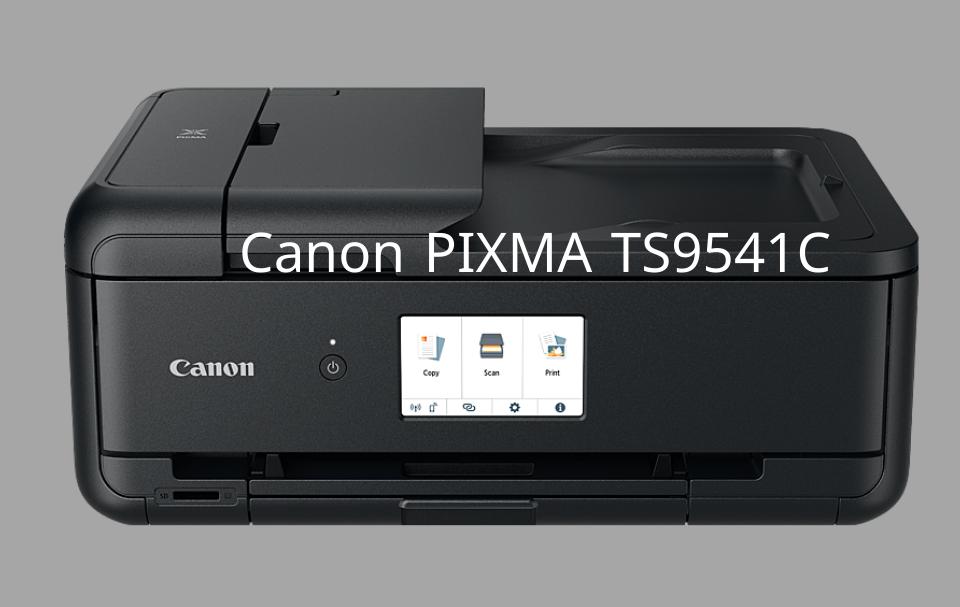 Canon PIXMA TS9541C