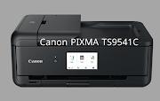 Canon PIXMA TS9541C Driver Softwar Free Download
