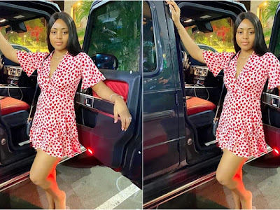 Checkout Multiple Times Regina Daniels Slayed In Short Gowns