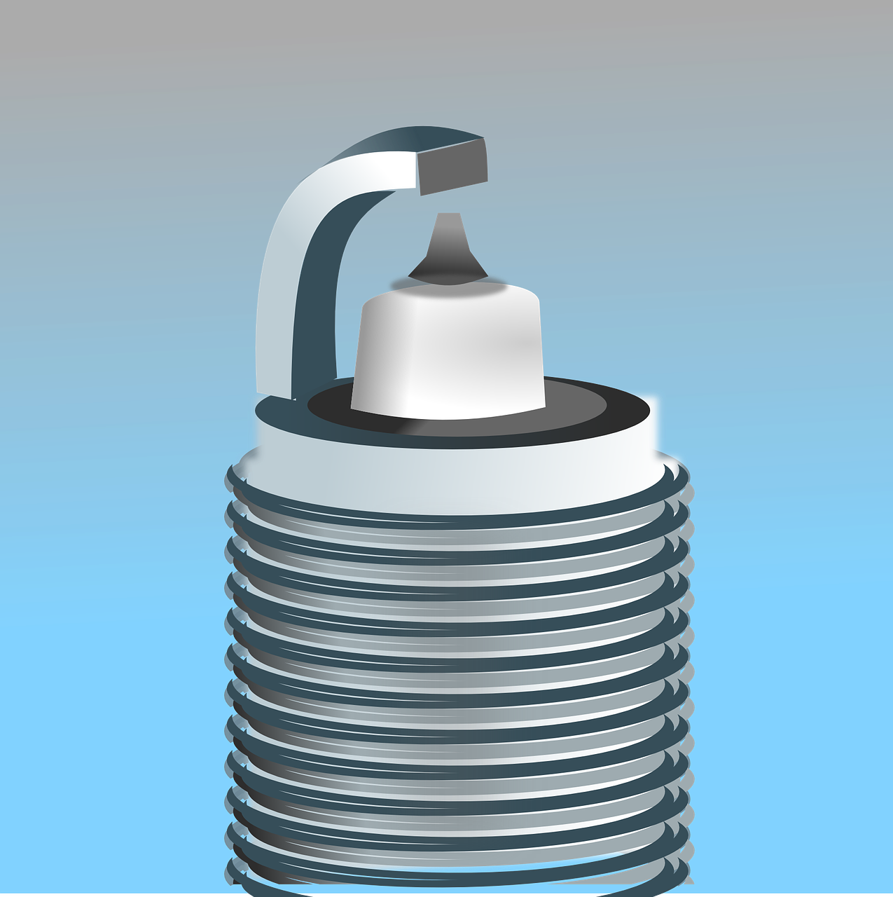How does a spark plug work?