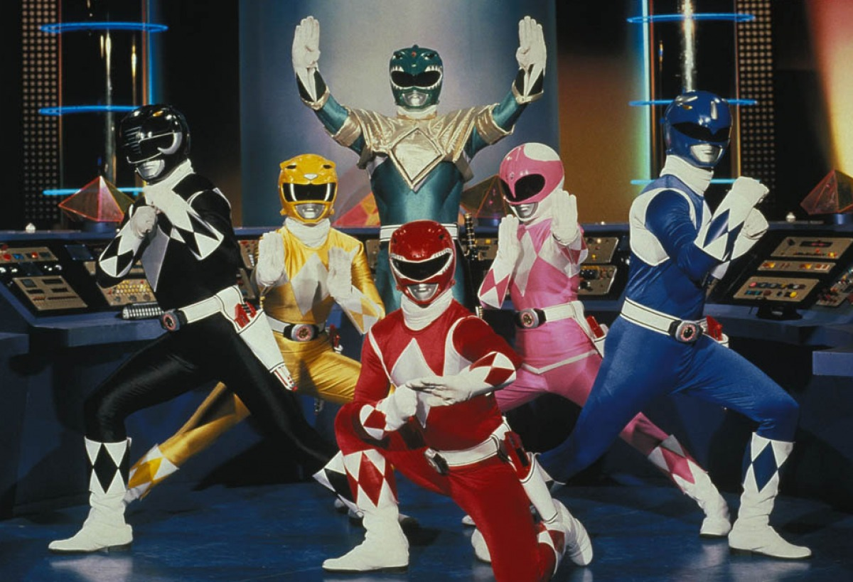 TV Talk - Power Rangers (oh yes.I'm going there)