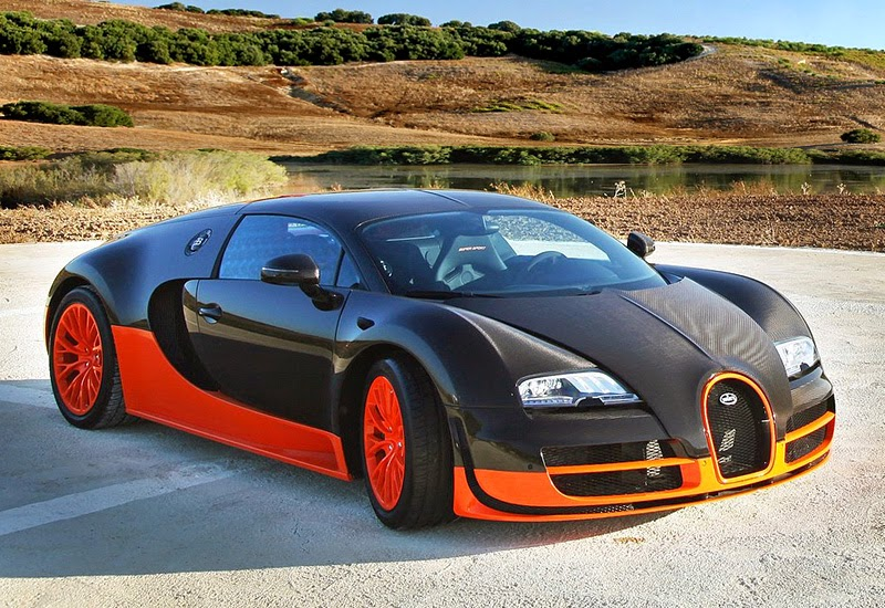 ten fastest cars in the world you should know