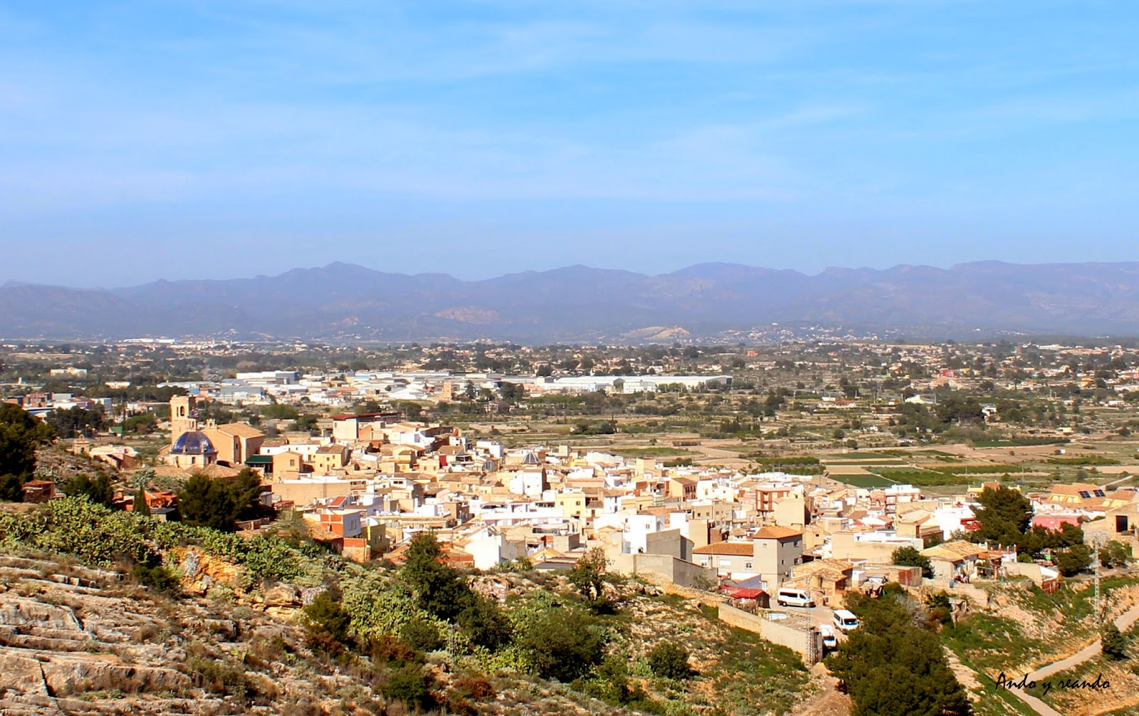 Liria-Sierra Calderona (Valencia)