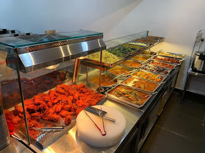 Jom Try Makan Nasi Kandar Express Bangi