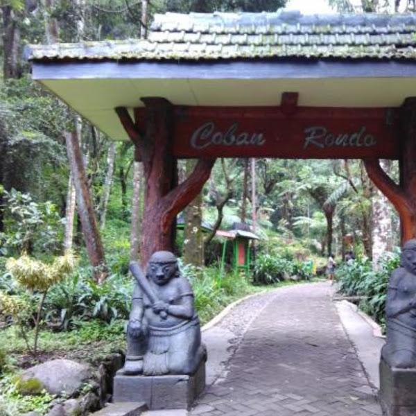 Wisata Air Terjun Coban Rondo Jawa Timur