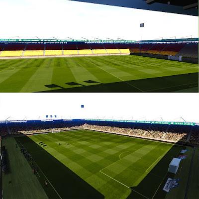 PES 2021 Stadium Farum Park