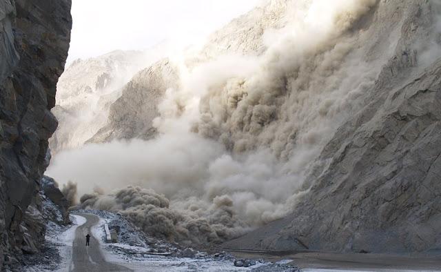 secondary landslide