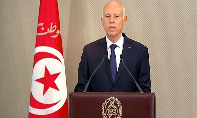 Tunisie: Kaïs Saïed affirme qu'il ne pardonnera pas à ceux qui ont menti, calomnié et émis des Fatwa sur la Constitution
