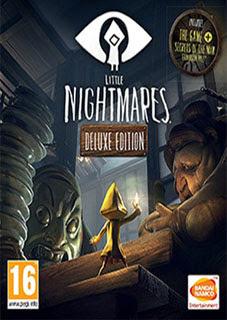 Little Nightmares Deluxe Edition Torrent